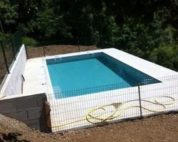 Les Piscines du Sud-Est - Estrablin - Réalisations - Photos des piscines